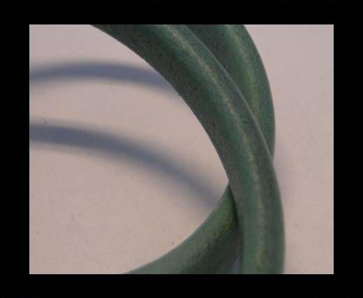 Cuir Regaliz - Plain Style - Vert pastel