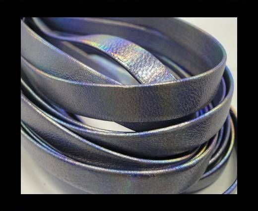 RNL - flat - Metallic Pastel Blue - 10 mm