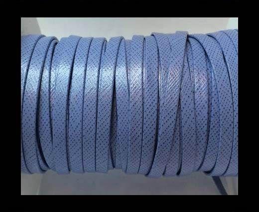 RNL-Flat Reinforced -5mm -light blue with pattern