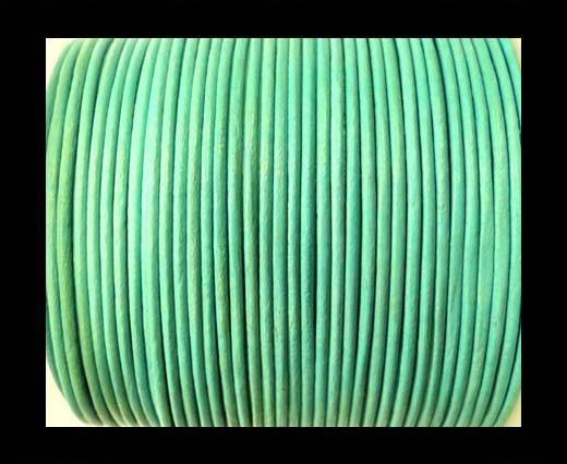 Round Leather Cord-1,5mm-lagoon