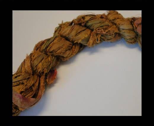 Sari Silk Ribbons-Desert Sunset