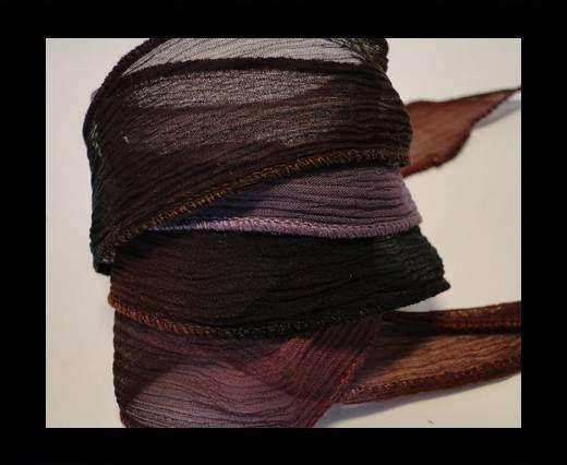 SC- Bande de soie - Lupine