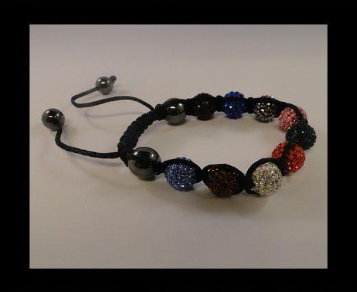 Shamballa - Bracelet 4