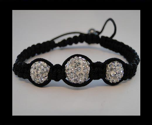Bracelet Shamballa SB - Cristal - Style 3