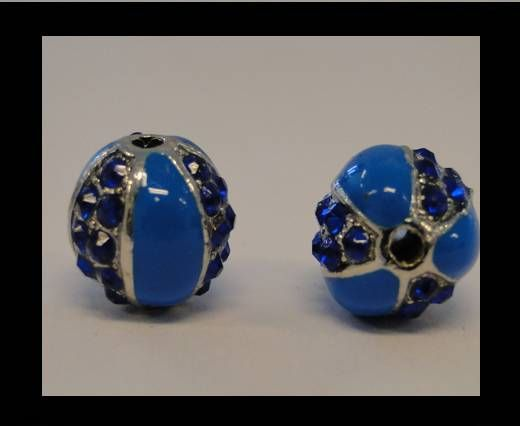 Shamballa - CA4242 - Argent / Bleu