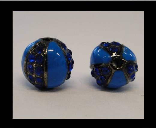 Shamballa - CA4242 - Bleu antique