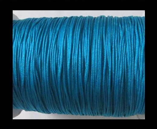 Corde Shamballa - 1.5mm - Bleu