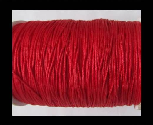 Corde Shamballa - 1.5mm - Rouge