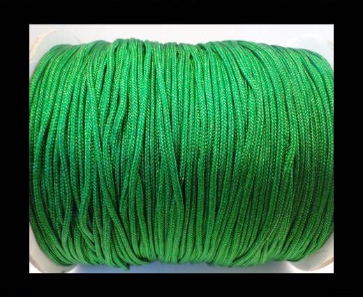 Corde Shamballa - 1mm - Vert