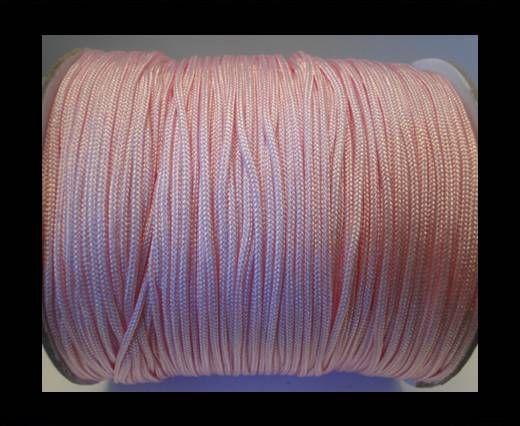 Corde Shamballa - 1mm - Rose