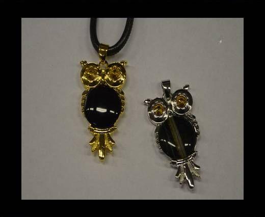 Buy Semi Precious Stones item 1-Gold at wholesale price