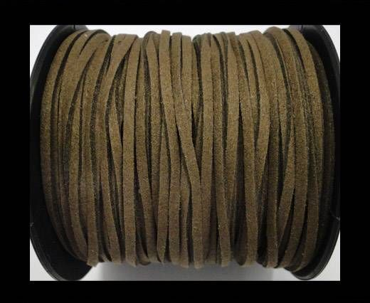Buy Suede cord - 3mm - Taupe at wholesale price