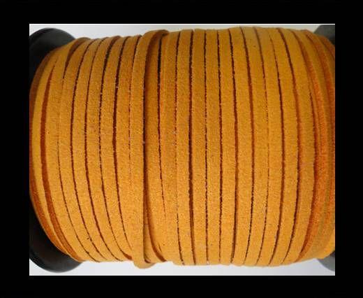 Corde en daim - Orange