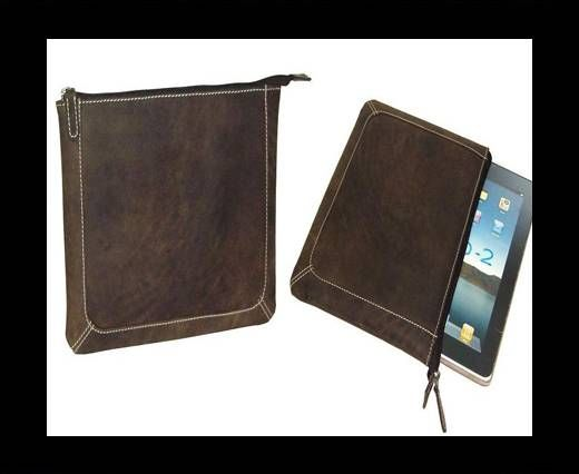 SUNS-2229-- Genuine Leather I-pad Cover