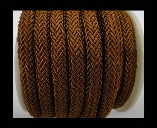 Swift Braided Cord-Coffee-6mm