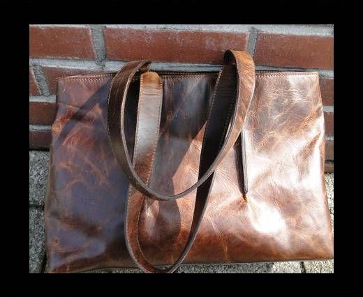 Traveller Bag Sun 20572 Vintage brown