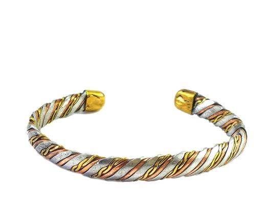 Brass Cuffs - SUNBC04 -Designer