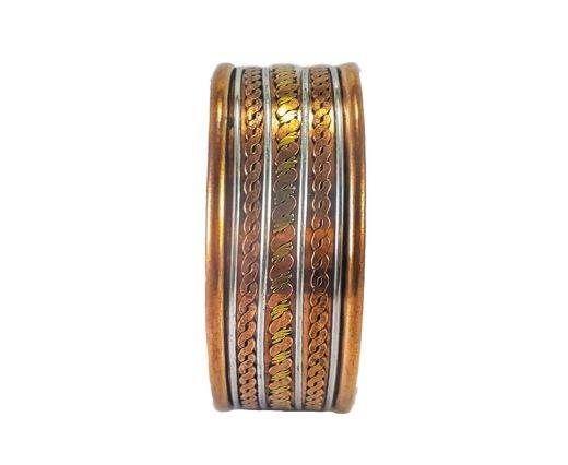 Brass Cuffs - SUNBC14 -Designer