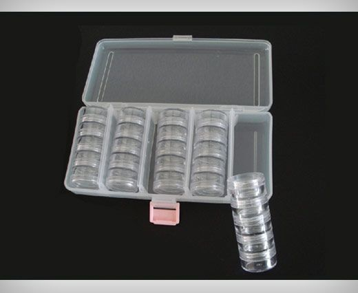 25 in 1 Plastic Storage Containers