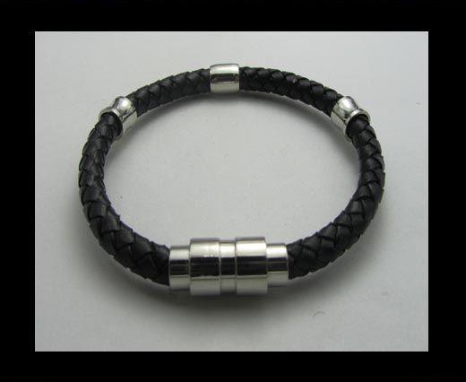 Bracelet en cuir - SUN-BO108