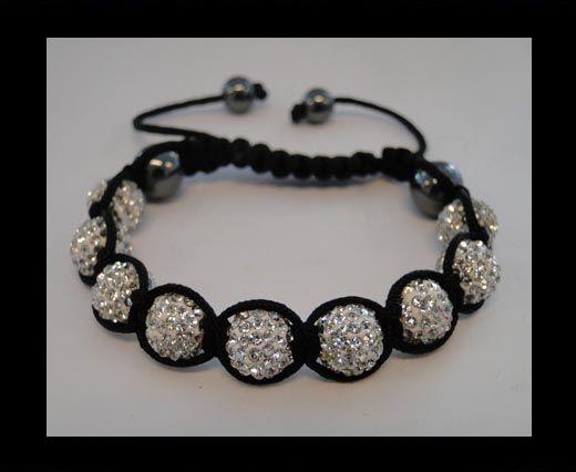 Bracelet Shamballa SB - Cristal - Style 5