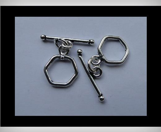 Closures, Toggles, fish locks and s-locks SE-2537