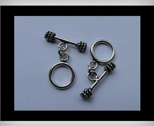 Closures, Toggles, fish locks and s-locks SE-2538