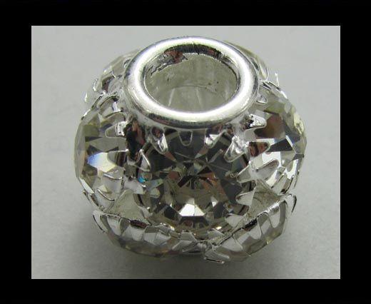 Crystal Big Hole Beads