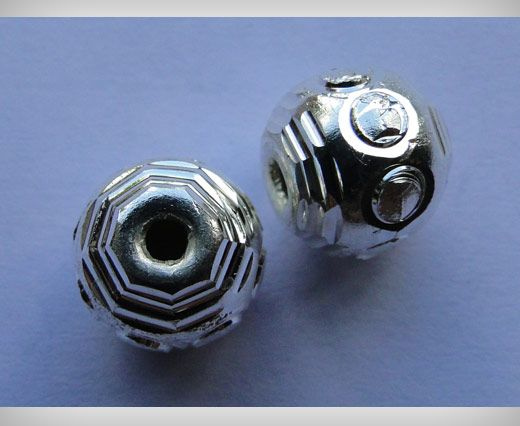 Diamond cut Beads SE-1907