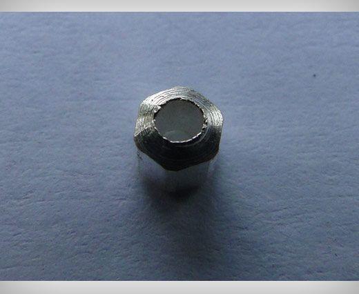 Diamond cut Beads SE-1585