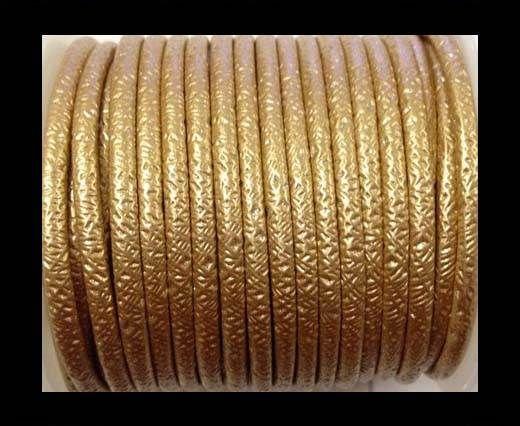 Dizzy Style round-3mm-Gold