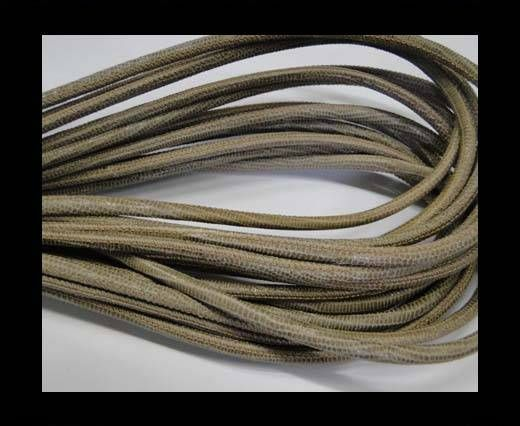 Fine Nappa-Lizard-Style -Sand-4mm