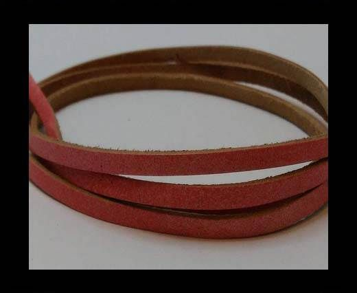 Flat Leather Cords - Cow -width 4mm-27411 - SE.FBCW.14