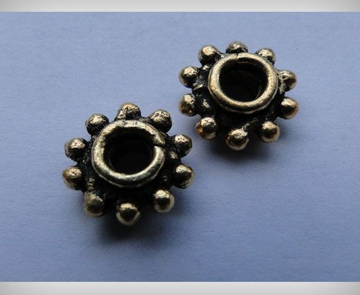 SE-1750-Gold Antique Small Sized Beads