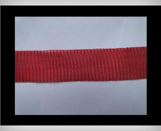 Mesh wire - Rouge