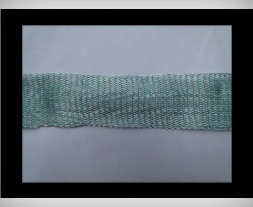 Mesh wire - Bleu sarcelle