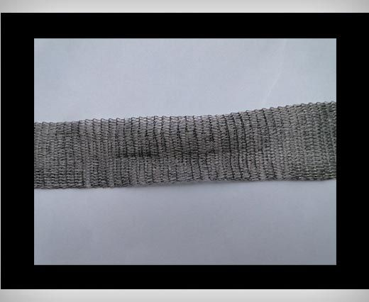 Mesh wire - Titane