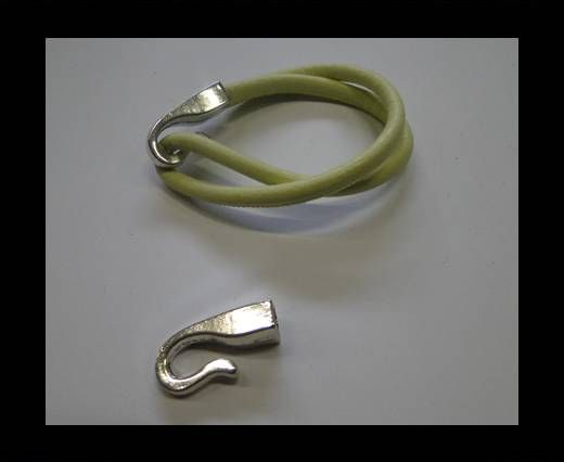 MGL-307-8*5MM-Antique Silver