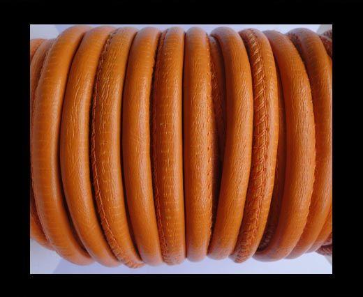 Cuir Nappa - 4mm - Orange