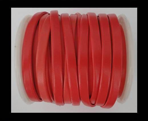 Cuir plat nappa éco - 5mm - Pastèque