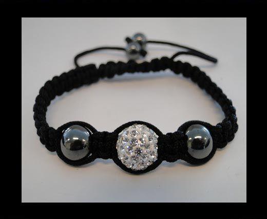 Bracelet Shamballa SB - Cristal - Style 4
