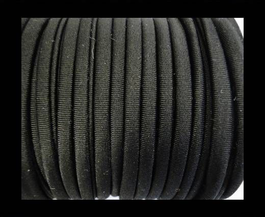 Special Fabric cords-4mm-Black