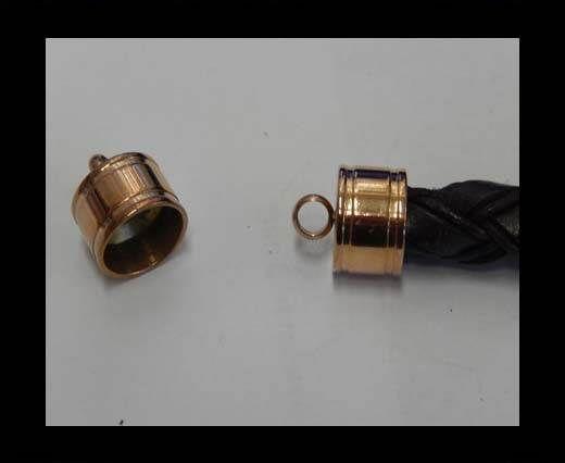 SSP-392-14mm-Rose Gold
