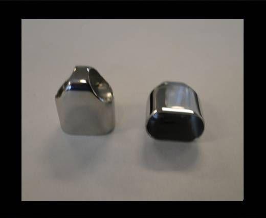 Apprêts en acier inoxydable - SSP 49 - 14.5*7.3mm