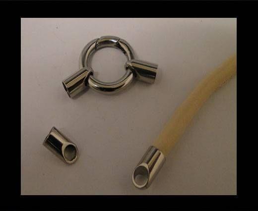 Apprêts en acier inoxydable - SSP 56 - 5mm
