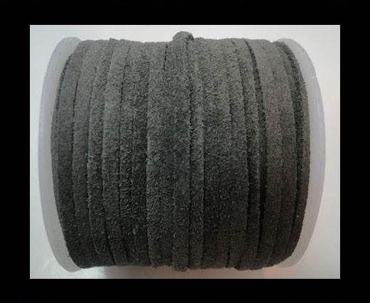 Suede Cords-3mm-Dark Grey