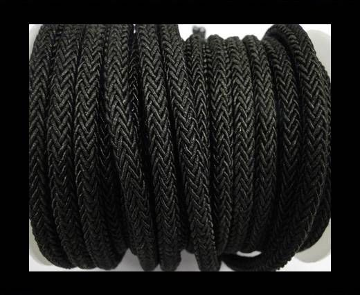 Swift Braided Cord-Black-8mm
