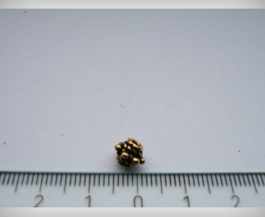 SE-1780-Antique Gold Small Sized Beads