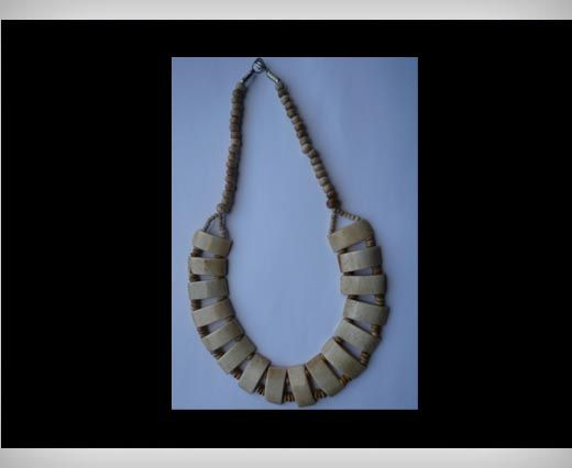 Bone Necklace BN25
