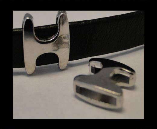 CA-3568Zamac Teile für Leder